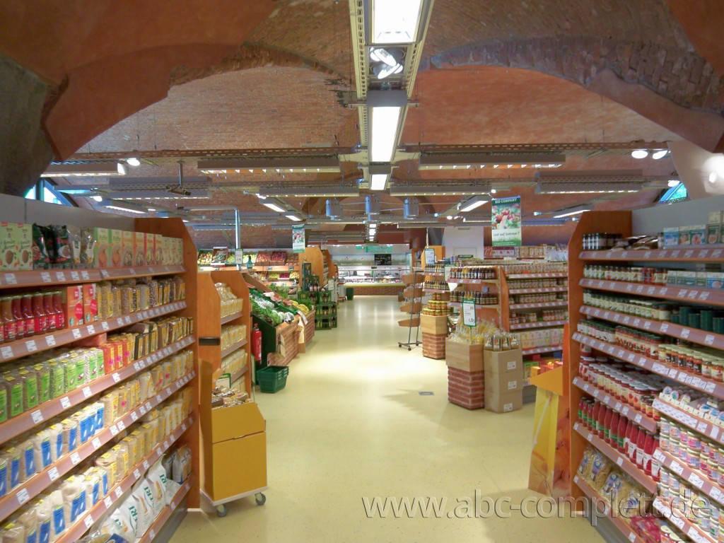 Ansicht des Geschäfts: Bio Company, lt. Referenzen Bio Supermarkt, Berlin / diverse, Foto 11