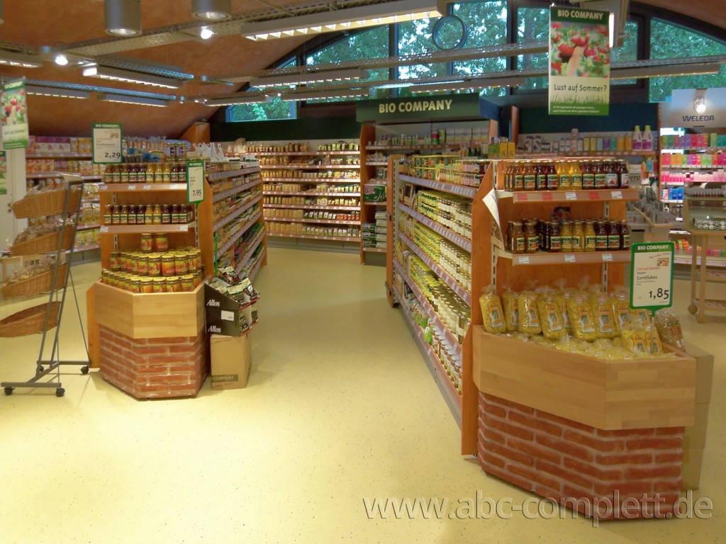 Ansicht des Geschäfts: Bio Company, lt. Referenzen Bio Supermarkt, Berlin / diverse, Foto 12