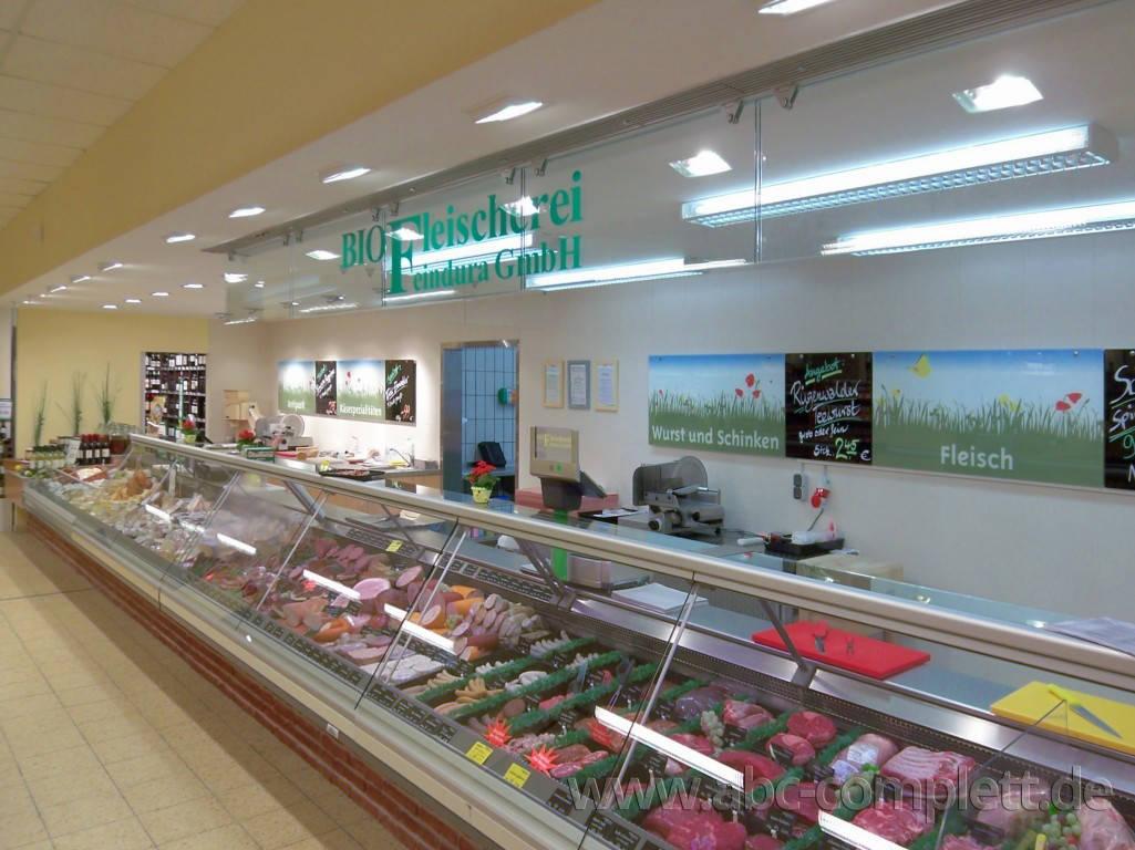 Ansicht des Geschäfts: Bio Company, lt. Referenzen Bio Supermarkt, Berlin / diverse, Foto 14