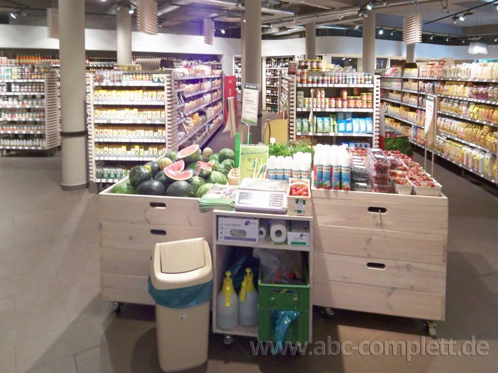 Ansicht des Geschäfts: Bio Company, lt. Referenzen Bio Supermarkt, Berlin / diverse, Foto 3