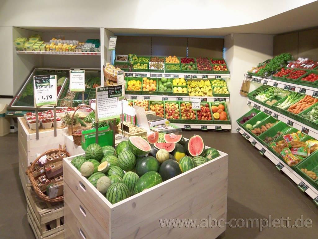Ansicht des Geschäfts: Bio Company, lt. Referenzen Bio Supermarkt, Berlin / diverse, Foto 4