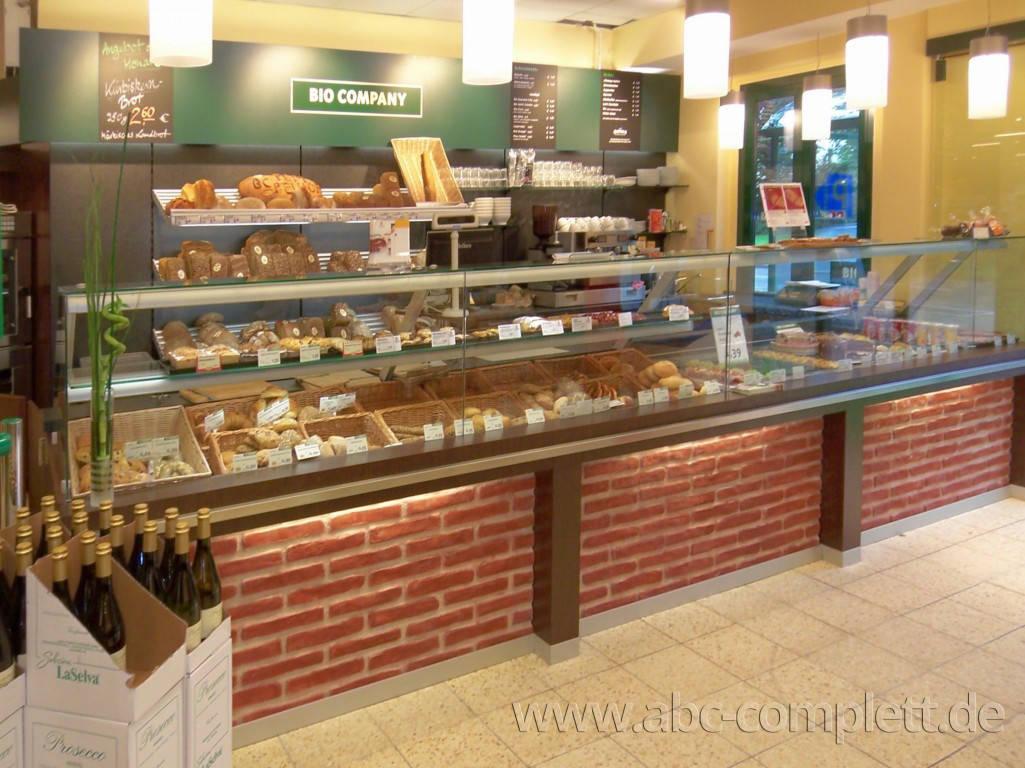 Ansicht des Geschäfts: Bio Company, lt. Referenzen Bio Supermarkt, Berlin / diverse, Foto 8