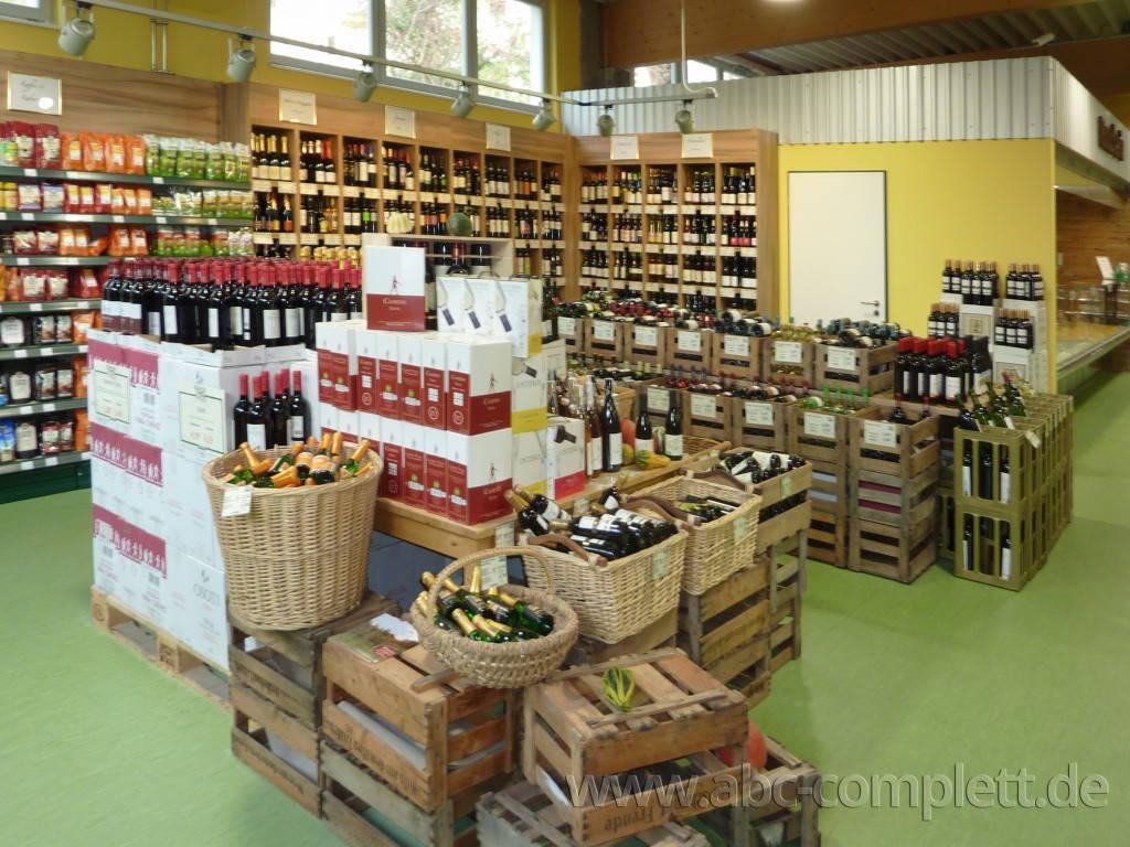 Ansicht des Geschäfts: LPG Biomarkt, Albrechtstrasse, Berlin / Steglitz, Foto 1