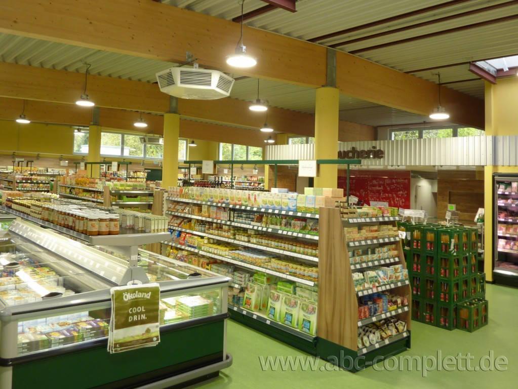 Ansicht des Geschäfts: LPG Biomarkt, Albrechtstrasse, Berlin / Steglitz, Foto 5