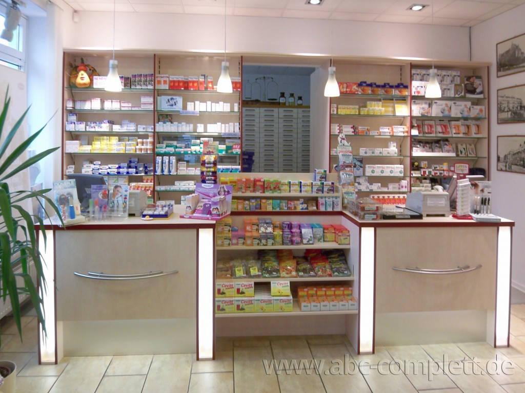 Ansicht des Geschäfts: Falken Apotheke, Berlin / Treptow, Foto 1