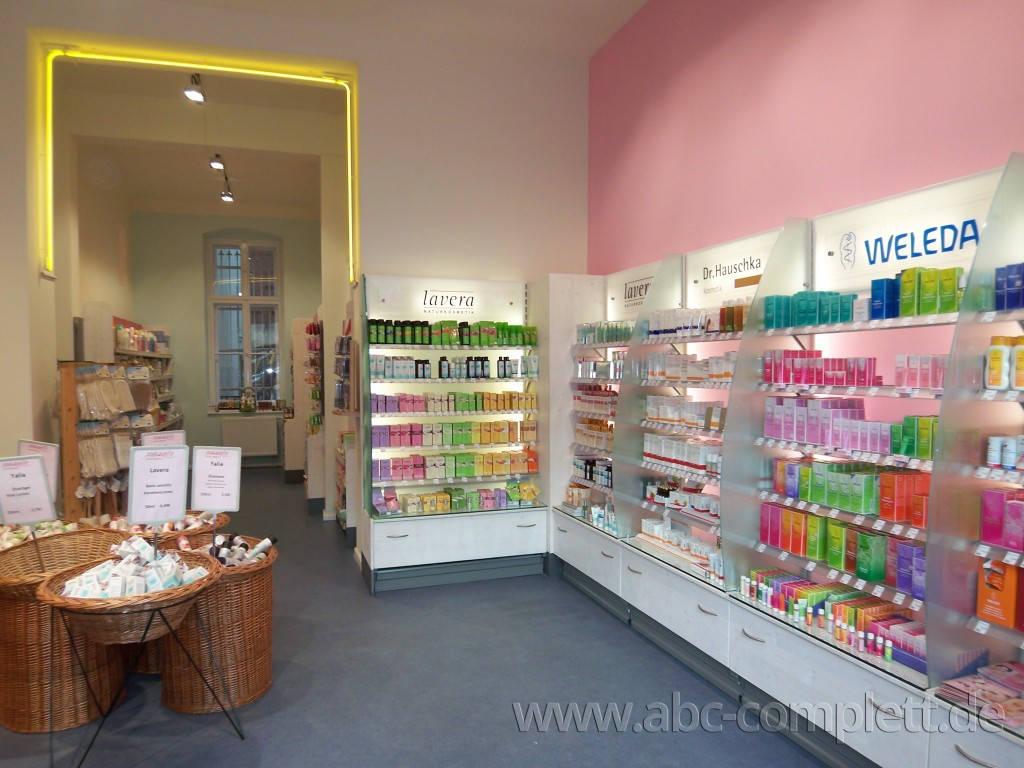 Ansicht des Geschäfts: BioDrogerie Rosavelle, Berlin / Prenzlauer Berg, Foto 3