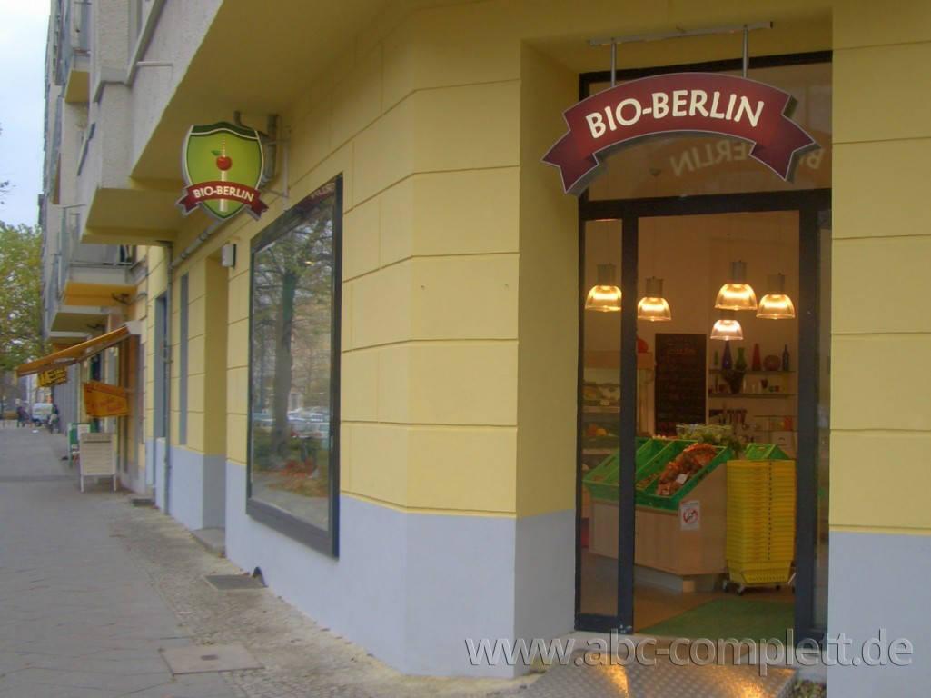 Ansicht des Geschäfts: Bio Berlin, Berlin / Prenzlauer Berg, Foto 1