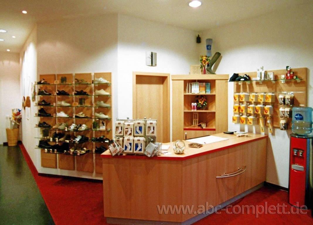 Ansicht des Geschäfts: Zebe Maßschuhe, Orthopädie Schuhmacher, Berlin / Prenzl. Berg und Baumschulenweg, Foto 1