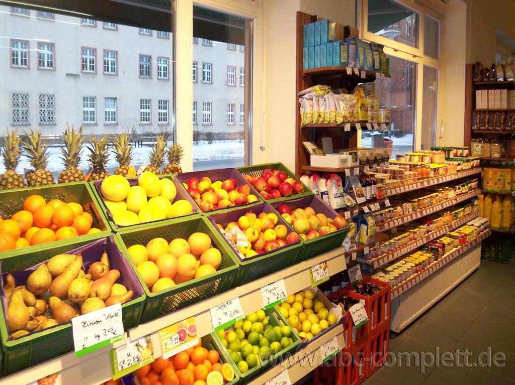 Ansicht des Geschäfts: BioPool, 2009, Neubrandenburg, Foto 3