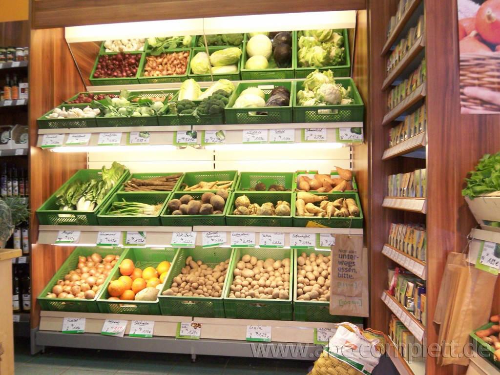 Ansicht des Geschäfts: BioPool, 2009, Neubrandenburg, Foto 4