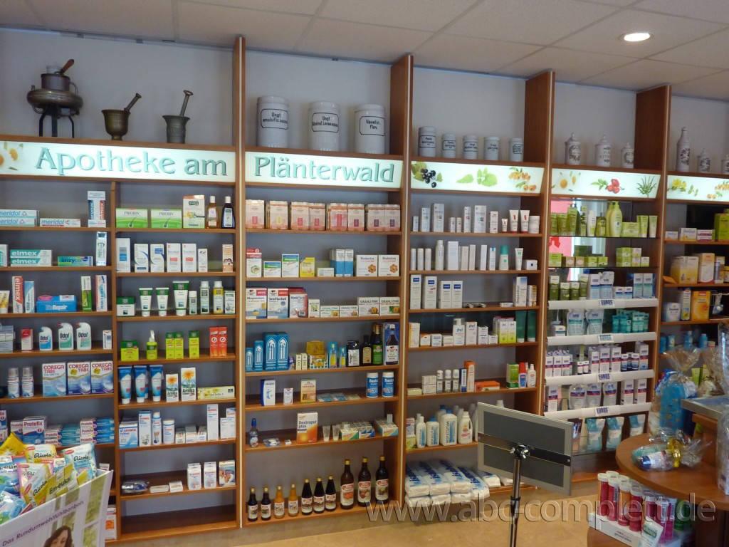 Ansicht des Geschäfts: Apotheke am Plänterwald, Berlin / Treptow, Foto 1