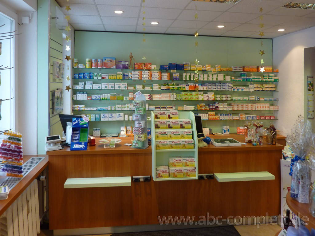 Ansicht des Geschäfts: Apotheke am Plänterwald, Berlin / Treptow, Foto 2