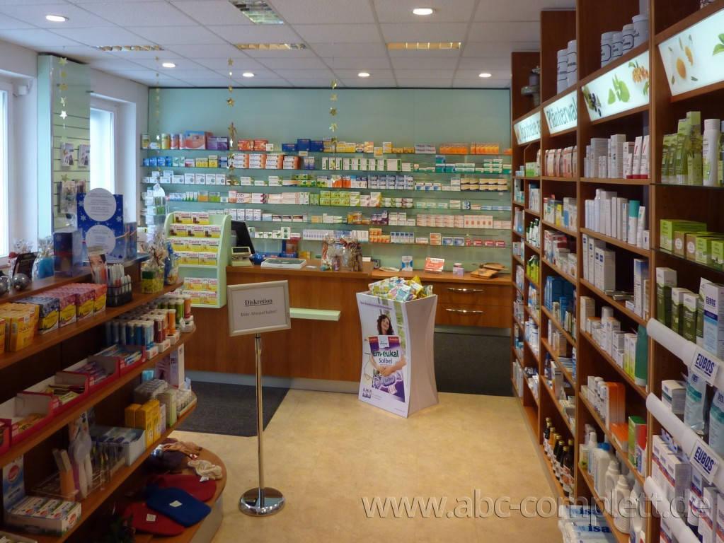 Ansicht des Geschäfts: Apotheke am Plänterwald, Berlin / Treptow, Foto 3