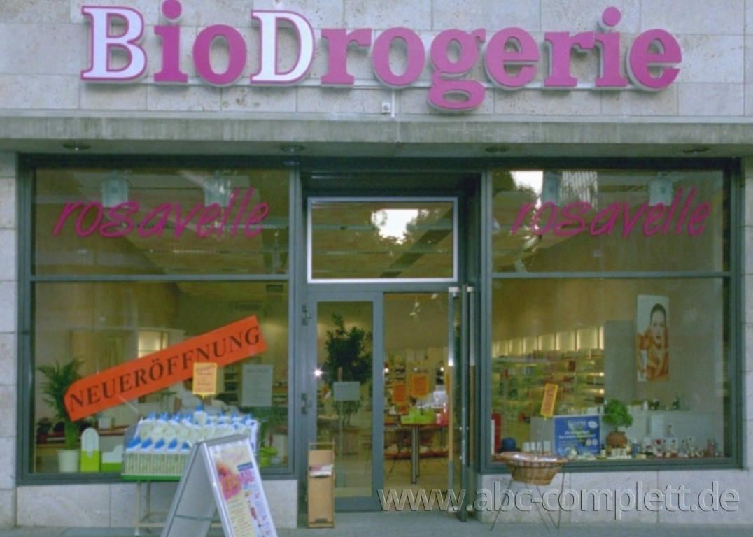 Ansicht des Geschäfts: BioDrogerie Rosavelle, Berlin / Prenzlauer Berg, Foto 1