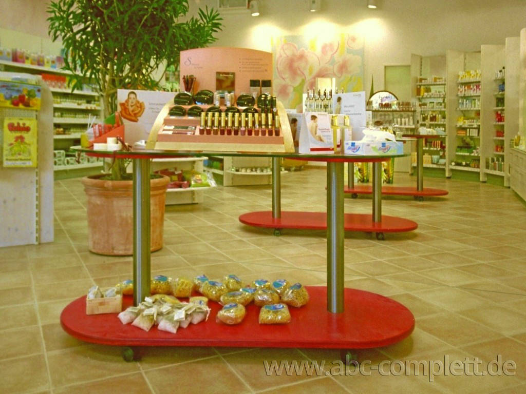Ansicht des Geschäfts: BioDrogerie Rosavelle, Berlin / Prenzlauer Berg, Foto 6