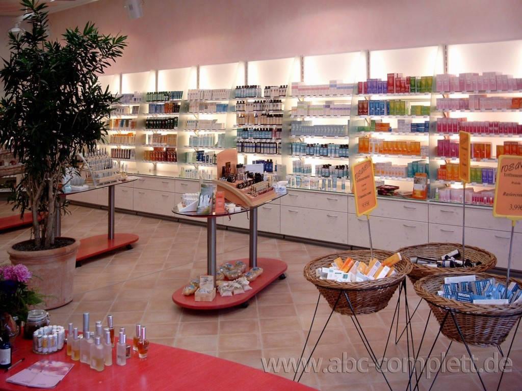 Ansicht des Geschäfts: BioDrogerie Rosavelle, Berlin / Prenzlauer Berg, Foto 7
