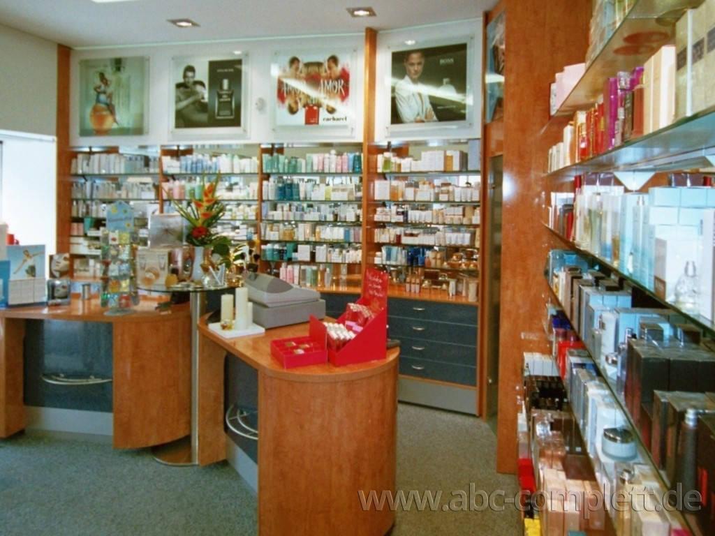 Ansicht des Geschäfts: Parfümerie Himmer, Berlin / Friedenau, Foto 3