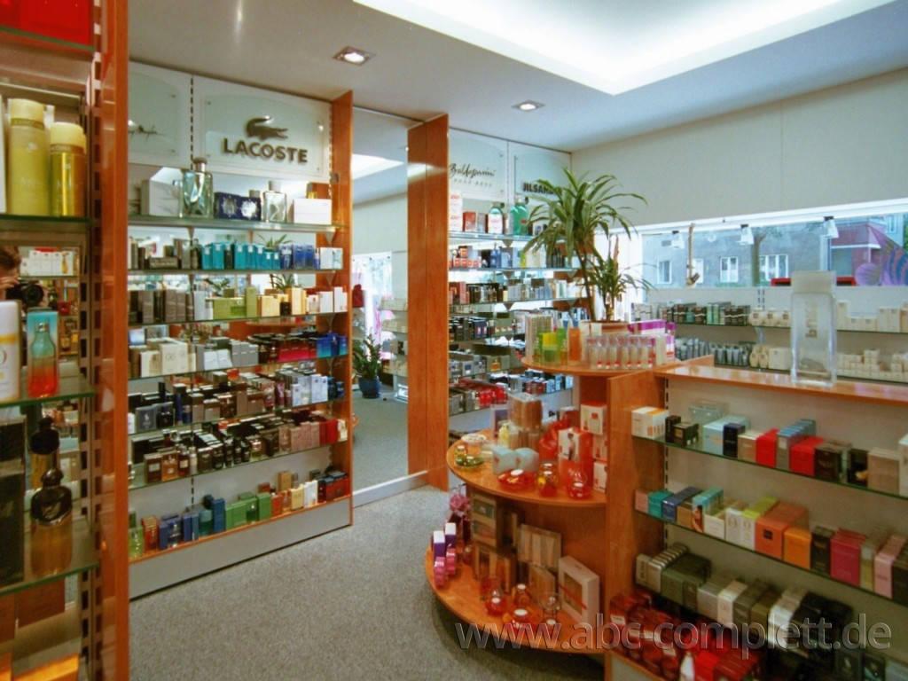 Ansicht des Geschäfts: Parfümerie Himmer, Berlin / Friedenau, Foto 4