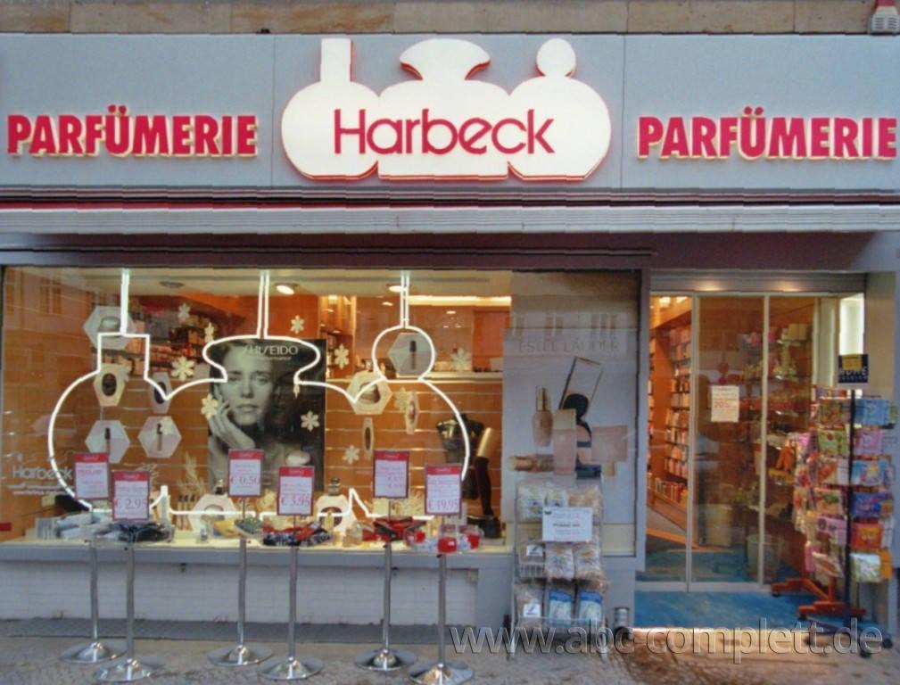 Ansicht des Geschäfts: Parfümerie Harbeck, Berlin / Zehlendorf, Foto 1