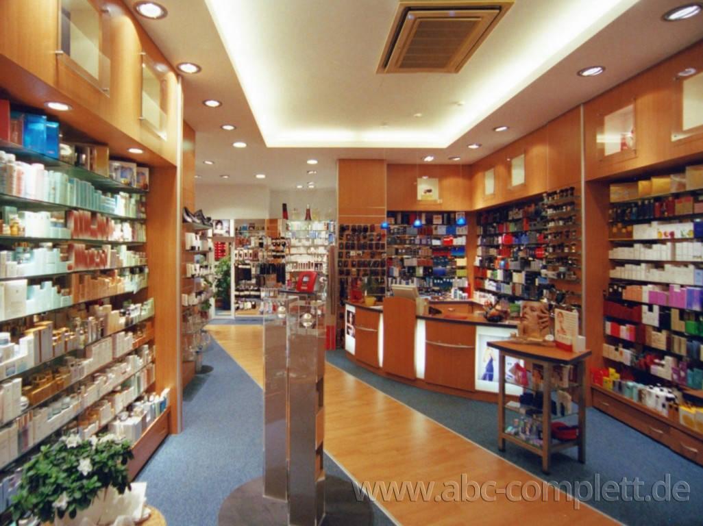 Ansicht des Geschäfts: Parfümerie Harbeck, Berlin / Zehlendorf, Foto 2