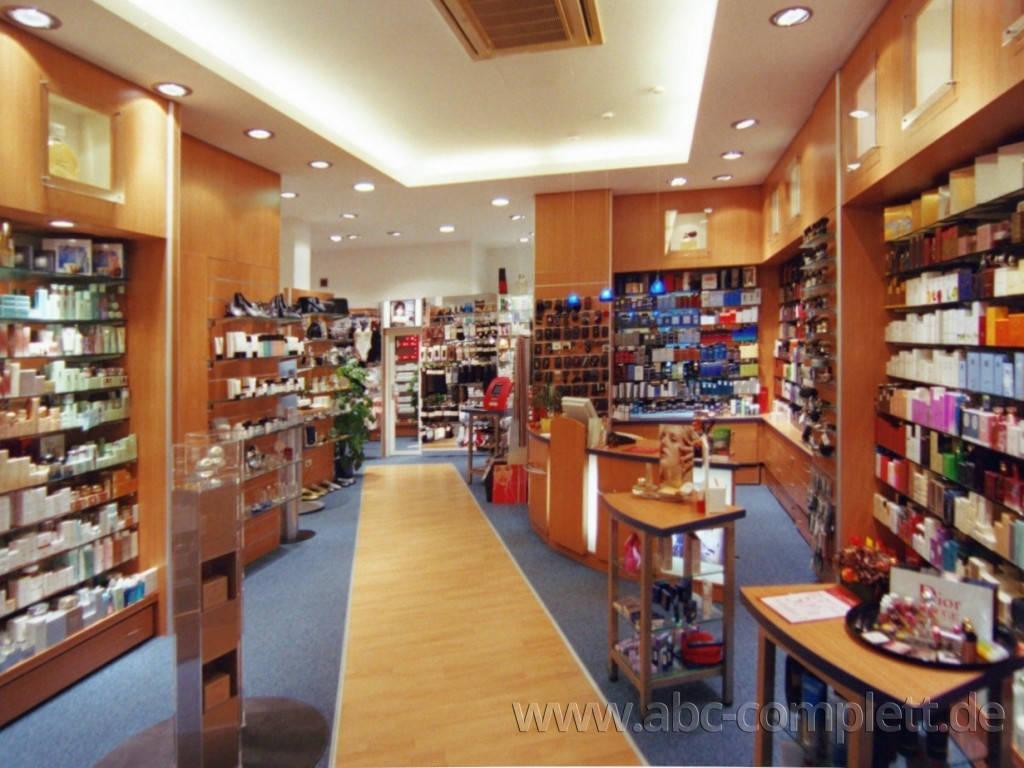 Ansicht des Geschäfts: Parfümerie Harbeck, Berlin / Zehlendorf, Foto 3
