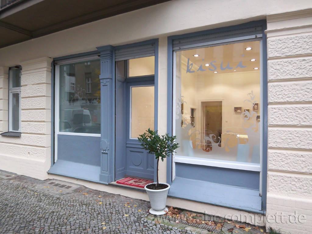 Ansicht des Geschäfts: Kisui Brautmoden, Berlin / Wilmersdorf, Foto 4