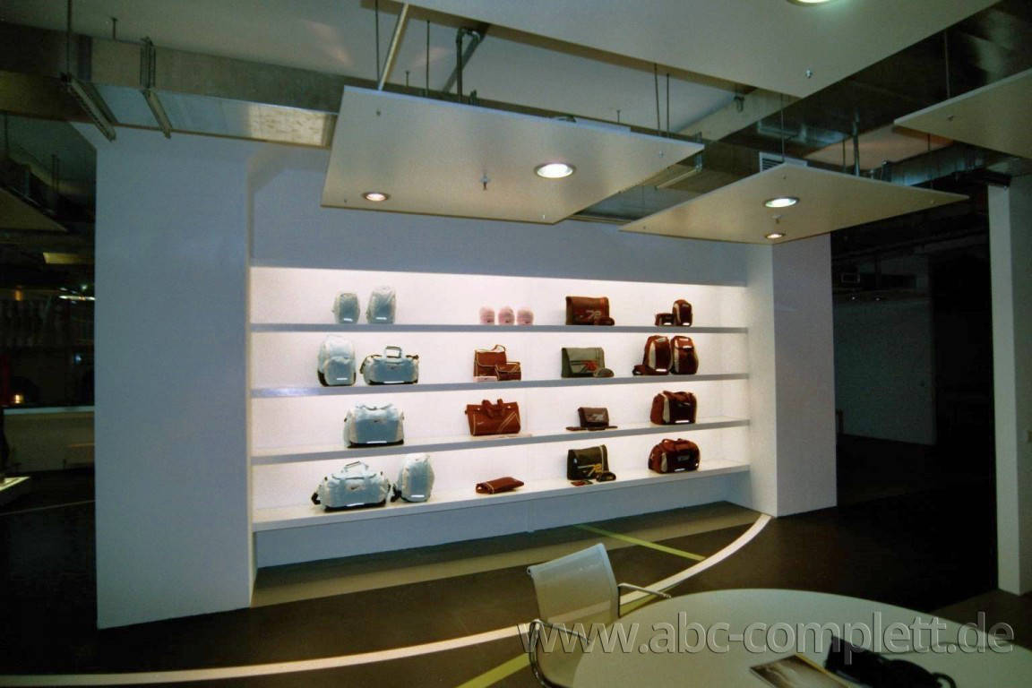 Ansicht des Geschäfts: Nike Showroom, Design by Nike, Berlin / Friedrichshain, Foto 8