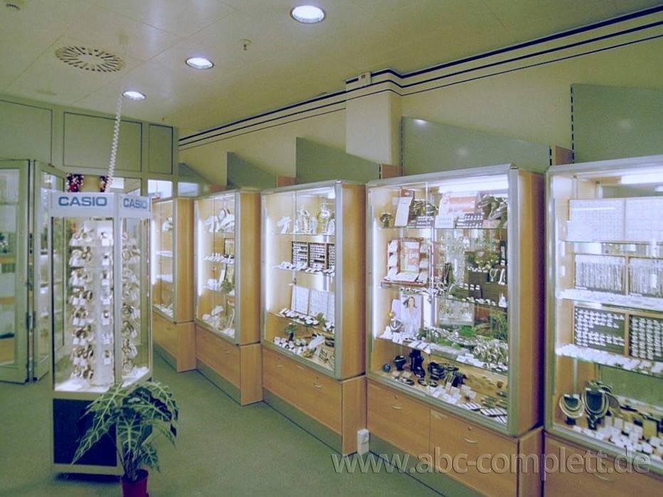 Ansicht des Geschäfts: Juwelier Cavroy, Schönhauser Allee Arcaden, Berlin / Prenzlauer Berg, Foto 2