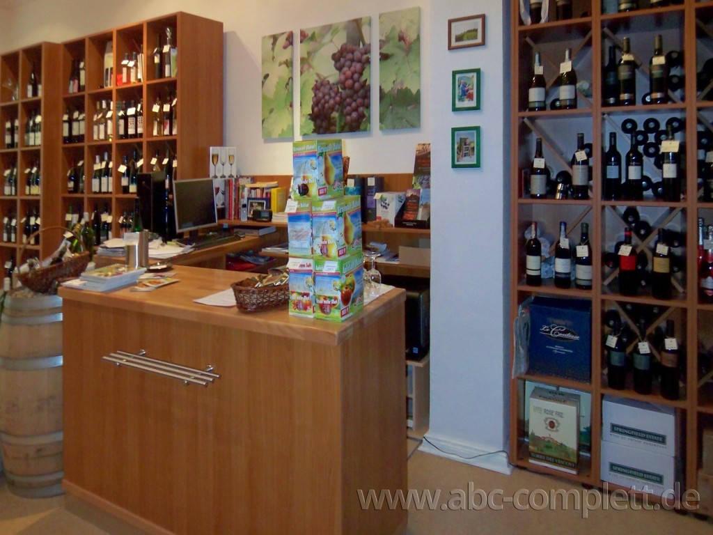 Ansicht des Geschäfts: ViF Weinhandlung, Berlin / Schöneberg, Foto 1