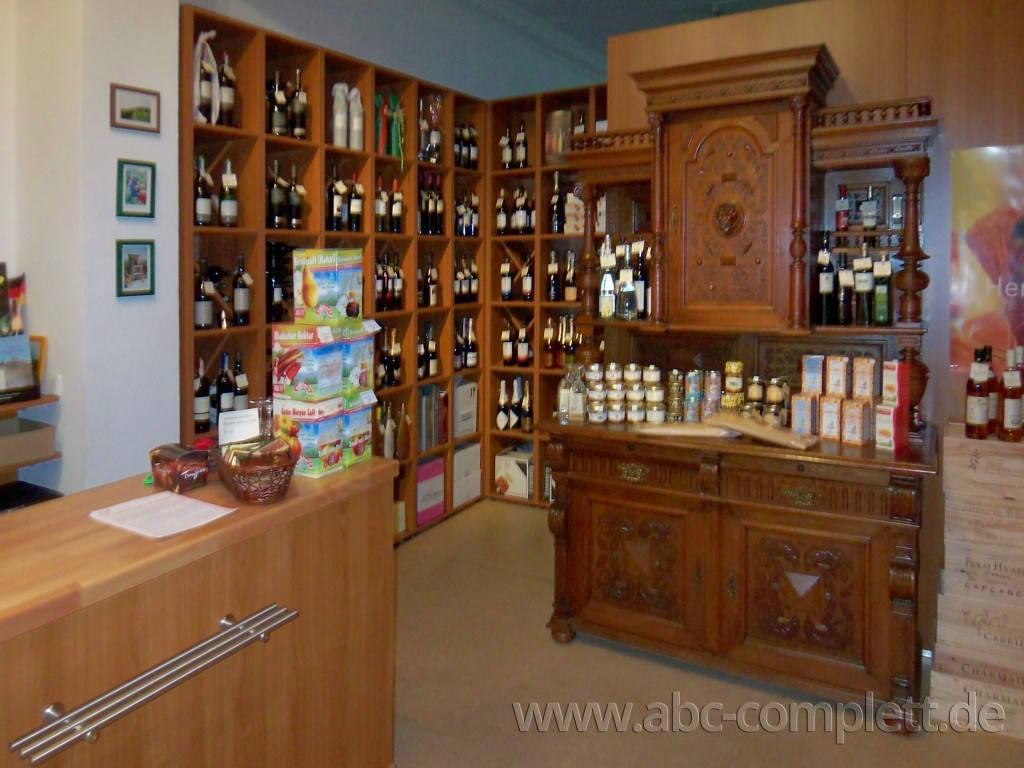 Ansicht des Geschäfts: ViF Weinhandlung, Berlin / Schöneberg, Foto 3
