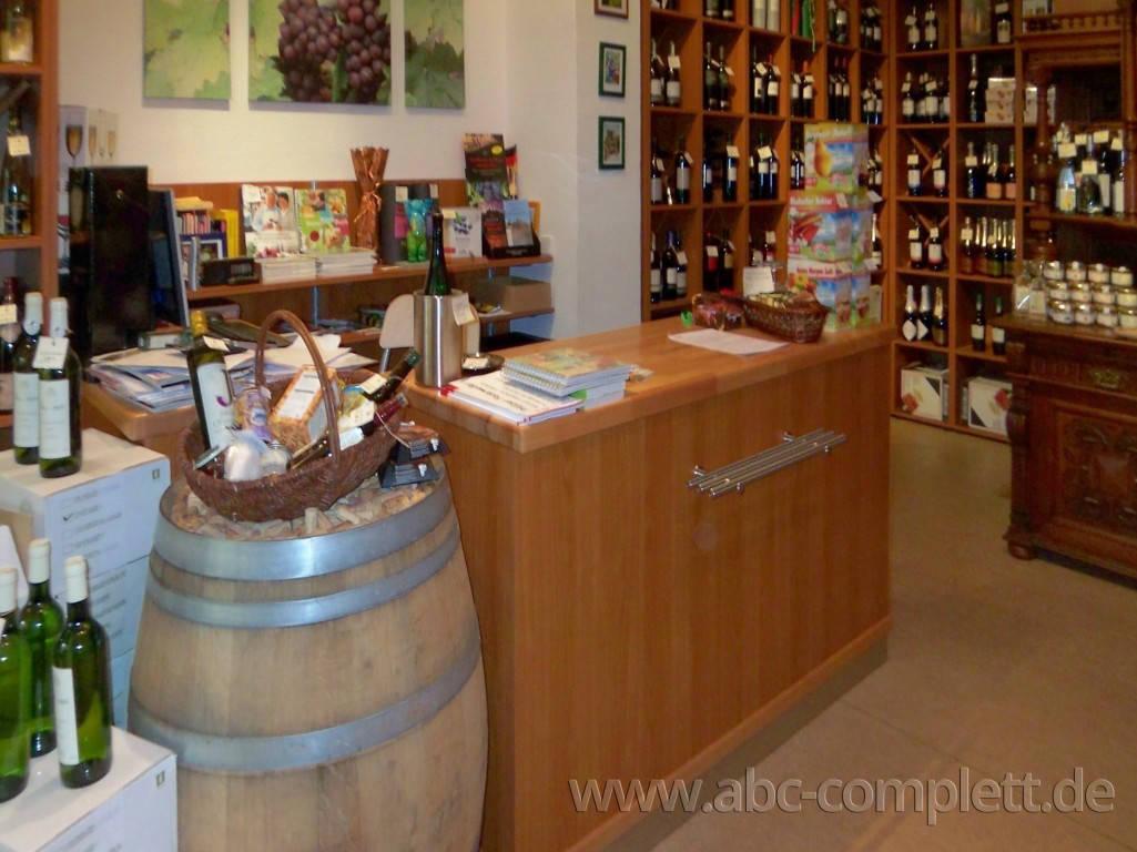 Ansicht des Geschäfts: ViF Weinhandlung, Berlin / Schöneberg, Foto 4