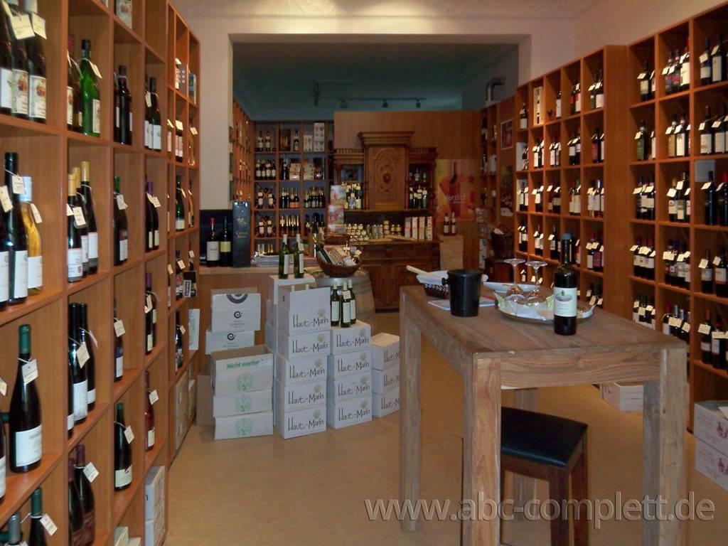 Ansicht des Geschäfts: ViF Weinhandlung, Berlin / Schöneberg, Foto 5
