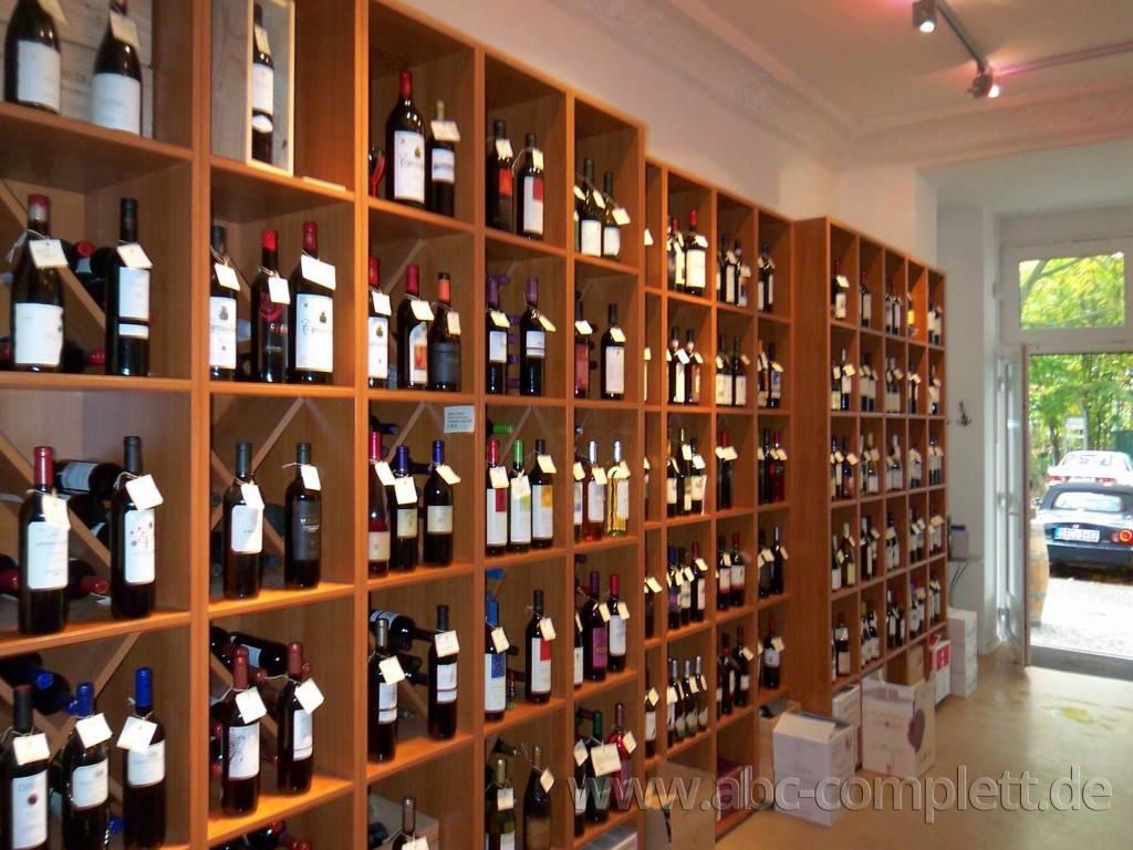 Ansicht des Geschäfts: ViF Weinhandlung, Berlin / Schöneberg, Foto 6
