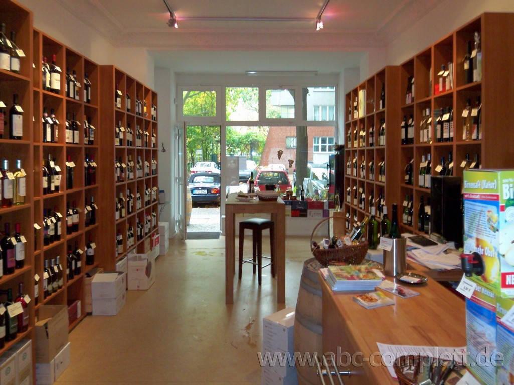 Ansicht des Geschäfts: ViF Weinhandlung, Berlin / Schöneberg, Foto 7