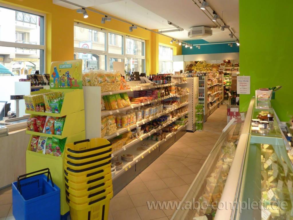 Ansicht des Geschäfts: Bio Deli, 2010, Berlin / Mitte, Foto 4