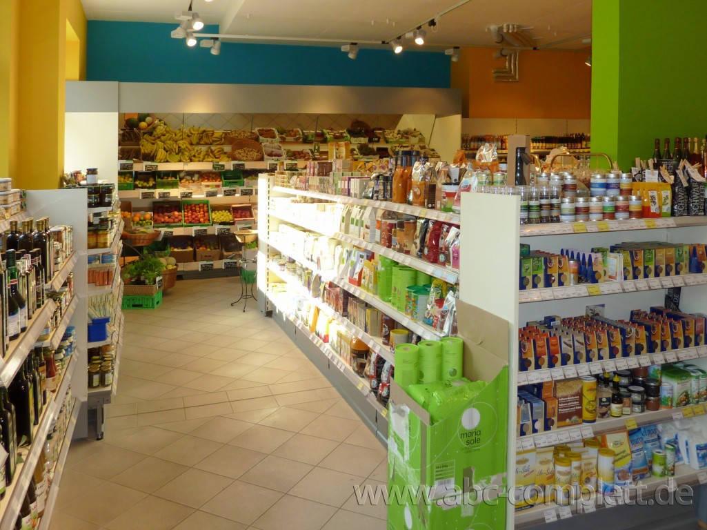 Ansicht des Geschäfts: Bio Deli, 2010, Berlin / Mitte, Foto 5