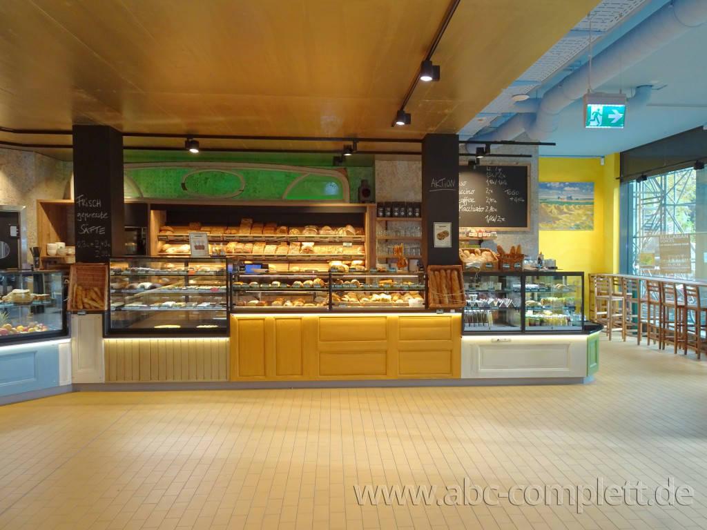 Ansicht des Geschäfts: LPG Biomarkt, lt. Referenzen Bio Supermarkt, Berlin / diverse, Foto 10