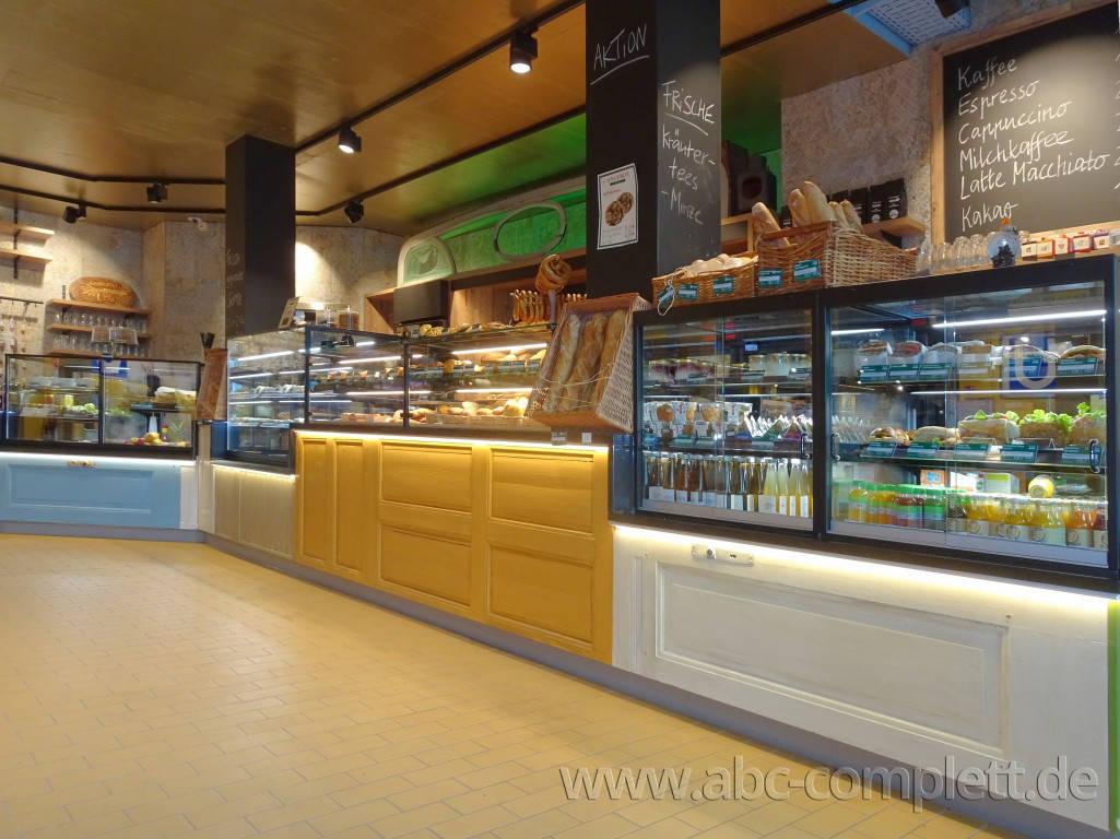 Ansicht des Geschäfts: LPG Biomarkt, lt. Referenzen Bio Supermarkt, Berlin / diverse, Foto 2