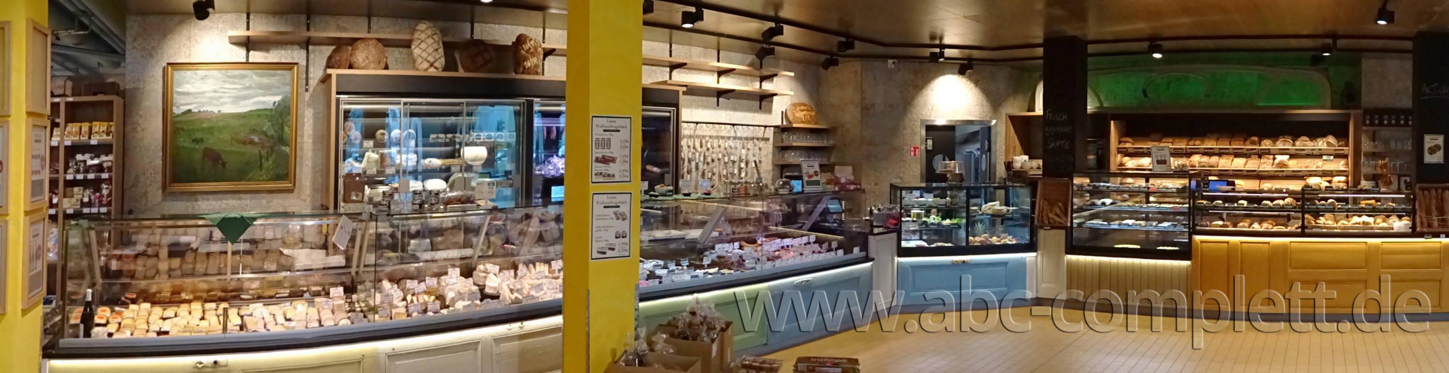 Ansicht des Geschäfts: LPG Biomarkt, lt. Referenzen Bio Supermarkt, Berlin / diverse, Foto 5