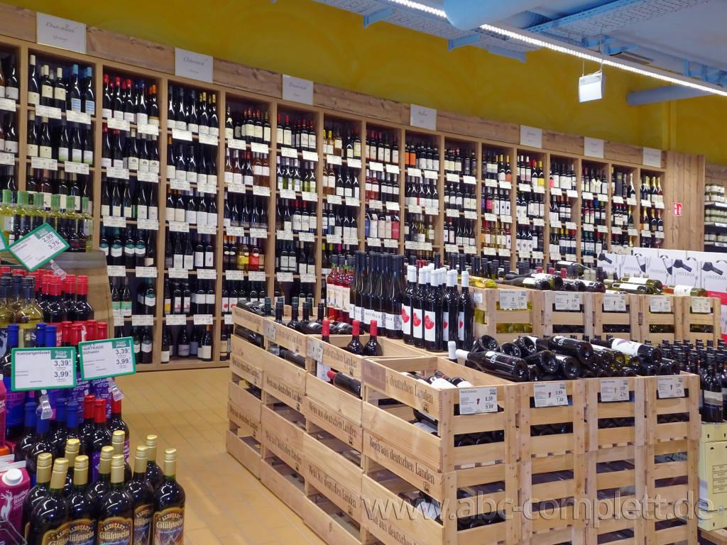 Ansicht des Geschäfts: LPG Biomarkt, lt. Referenzen Bio Supermarkt, Berlin / diverse, Foto 6
