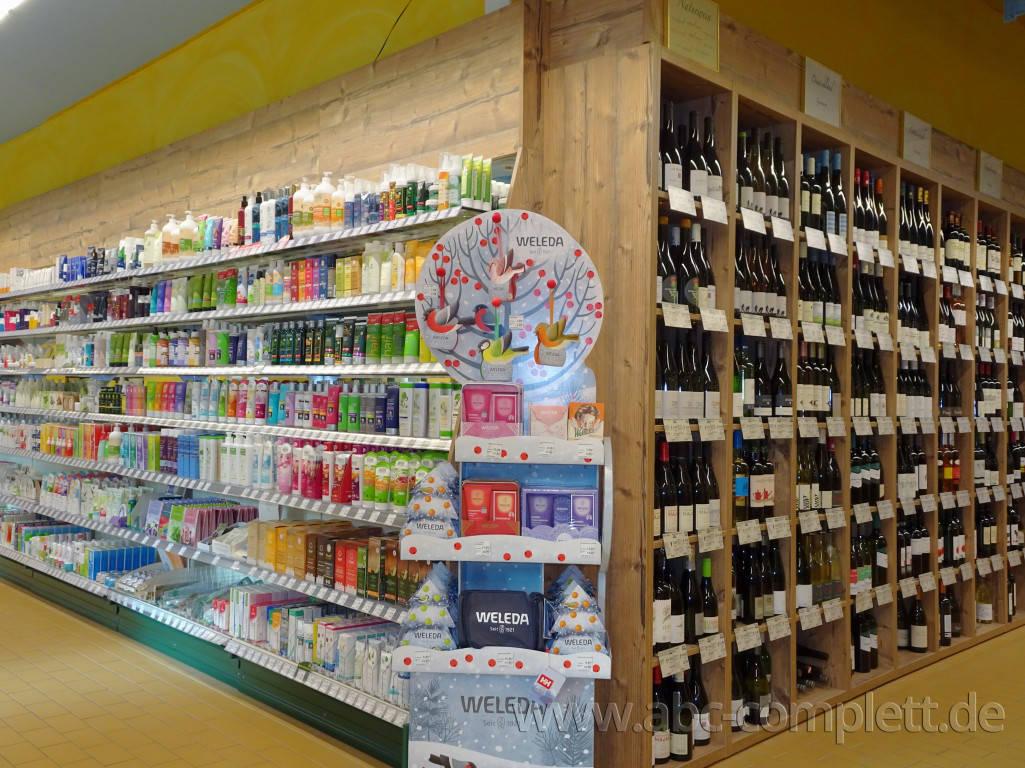 Ansicht des Geschäfts: LPG Biomarkt, lt. Referenzen Bio Supermarkt, Berlin / diverse, Foto 7