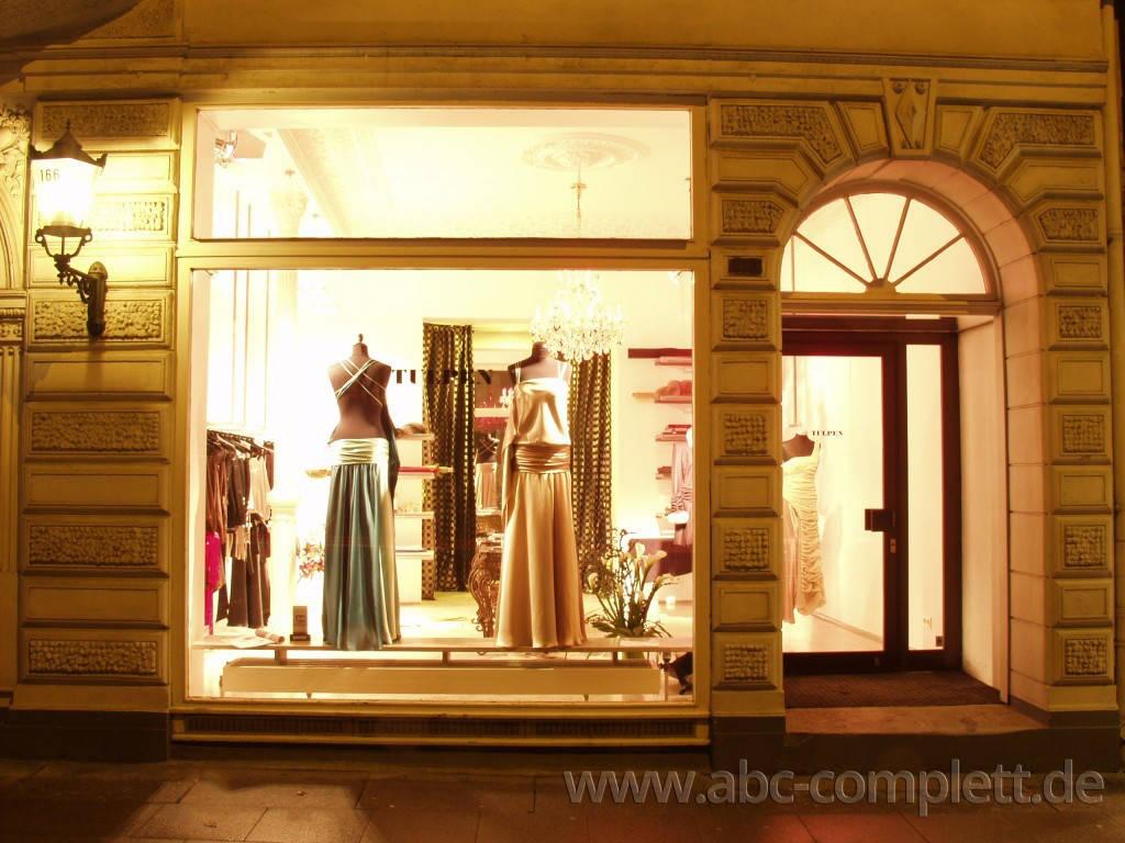 Ansicht des Geschäfts: Textil Tulpendesign, Hamburg, Foto 2