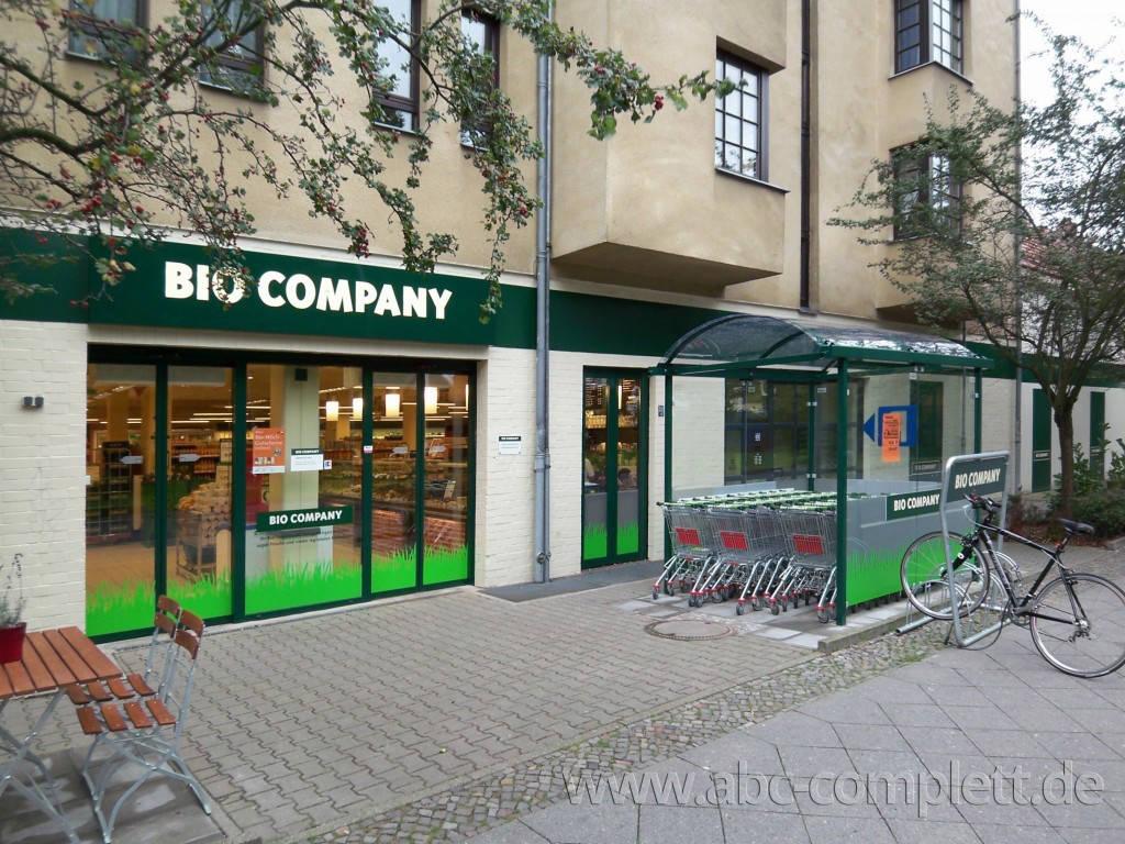 Ansicht des Geschäfts: Bio Company, Alt Tempelhof, Berlin / Tempelhof, Foto 1