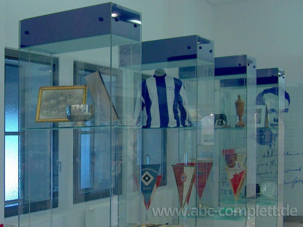 Ansicht des Geschäfts: Hertha BSC Fanshop, 7 Shops lt. Referenzliste, Berlin, Foto 4