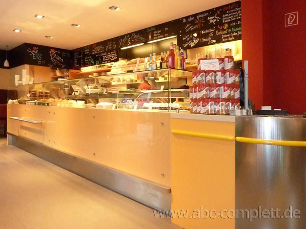 Ansicht des Geschäfts: Veganz wir lieben leben, veganer Supermarkt, Berlin / Prenzlauer Berg, Foto 4