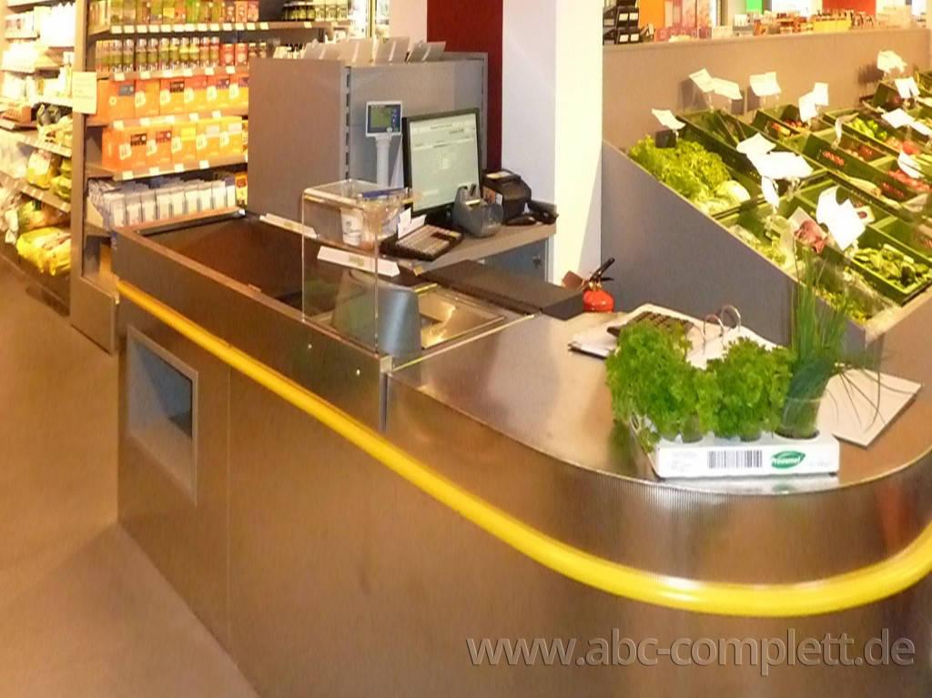 Ansicht des Geschäfts: Veganz wir lieben leben, veganer Supermarkt, Berlin / Prenzlauer Berg, Foto 5