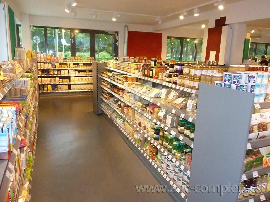 Ansicht des Geschäfts: Veganz wir lieben leben, veganer Supermarkt, Berlin / Prenzlauer Berg, Foto 7