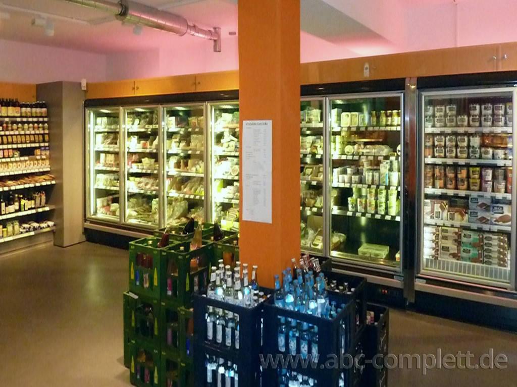 Ansicht des Geschäfts: Veganz wir lieben leben, veganer Supermarkt, Berlin / Prenzlauer Berg, Foto 9