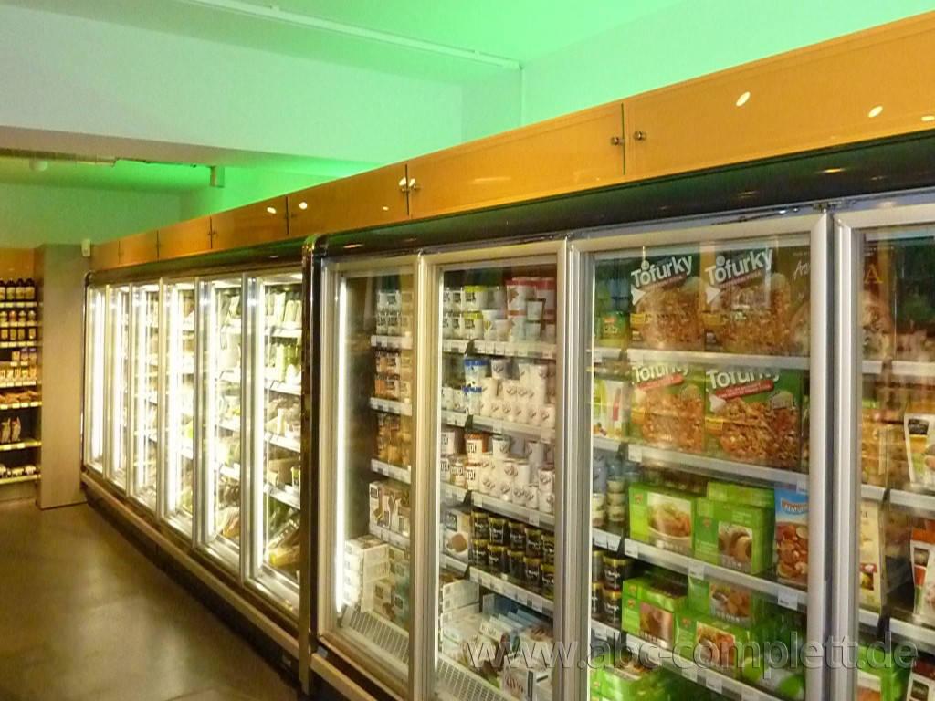 Ansicht des Geschäfts: Veganz wir lieben leben, veganer Supermarkt, Berlin / Prenzlauer Berg, Foto 10