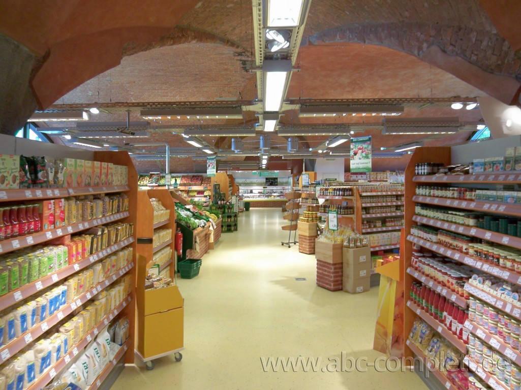 Ansicht des Geschäfts: Bio Company, Dircksenstrasse, Berlin / Mitte, Foto 4